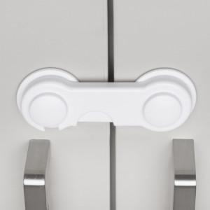 Protectie pentru dulapuri si sertare BabyJem White