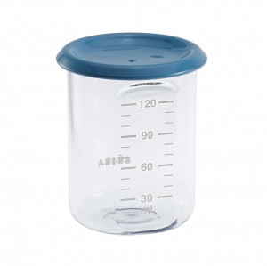 Recipient ermetic din Tritan 120 ml - Blue