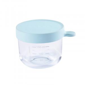 Recipient ermetic sticla 150 ml Bleu