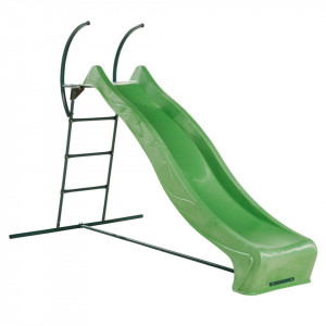 Scara tobogan 1.5 m inaltime verde KBT