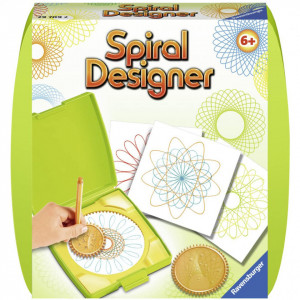 SET CREATIE MINI SPIRALE - VERDE