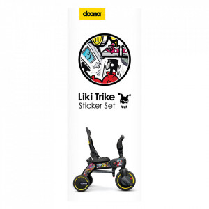 Set Stickere Liki Trike Bomb
