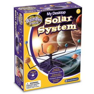 Sistem solar pentru birou
