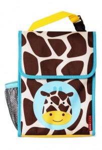 Skip Hop Saculet pentru pranz Zoo - Girafa