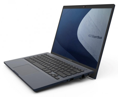 Laptop Business ASUS ExpertBook B B1400CEAE-EK0535R, 14.0-inch, FHD (1920 x 1080) 16:9, LCD, Anti-glare display, Intel® Core™ i5-1135G7 Processor 2.4 GHz (8M Cache, up to 4.2 GHz, 4 cores), Intel Iris Xᵉ Graphics, 8GB DDR4 on board + 8GB DDR4 SO-DIMM, 512