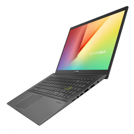 Laptop ASUS Vivobook K513EA-BN800, 15.6-inch, FHD (1920 x 1080) 16:9, Anti-glare display, IPS-level Panel, Intel® Core™ i5-1135G7 Processor 2.4 GHz (8M Cache, up to 4.2 GHz, 4 cores), Intel Iris Xᵉ Graphics (available for 11th Gen Intel® Core™ i5/i7 with