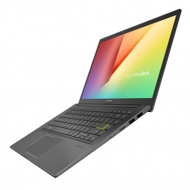 Laptop ASUS Vivobook K413FA-EB859, 14.0-inch, FHD (1920 x 1080) 16:9, Anti-glare display, IPS-level Panel, Intel® Core™ i3-10110U Processor 2.1 GHz (4M Cache, up to 4.1 GHz, 2 cores), Intel® UHD Graphics, 8GB DDR4 on board, 512GB M.2 NVMe™ PCIe® 3.0 SSD,