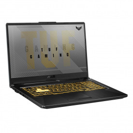 Laptop Gaming ASUS TUF Gaming A17 FA706IU-HX330, 17.3-inch, FHD (1920 x 1080) 16:9, Anti-glare display, Value IPS-level, AMD Ryzen™ 7 4800H Processor 2.9 GHz (8M Cache, up to 4.2 GHz), NVIDIA® GeForce® GTX 1660Ti, 8GB DDR4-3200 SO-DIMM, 512GB M.2 NVMe™ PC