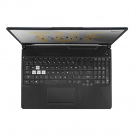 Laptop Gaming ASUS TUF Gaming F15 FX506LH-HN102, 15.6-inch, FHD (1920 x 1080) 16:9, Anti-glare display, IPS-level Panel, Intel® Core™ i7- 10870H Processor 2.2 GHz (16M Cache, up to 5.0 GHz, 8 cores), NVIDIA® GeForce® GTX 1650, 8GB DDR4 SO-DIMM(2933MHz for