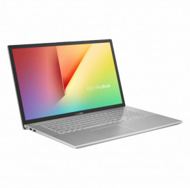 UltraBook ASUS VivoBook X712EA-BX096, 17.3-inch, HD+ (1600 x 900) 16:9, Anti-glare display, Intel® Core™ i3-1115G4 Processor 3.0 GHz (6M Cache, up to 4.1 GHz, 2 cores), Intel® UHD Graphics, 8GB DDR4 on board, 512GB M.2 NVMe™ PCIe® 3.0 SSD, HDD housing for