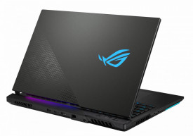 Laptop Gaming ASUS ROG Strix SCAR 17 G733QS-HG156, 17.3-inch, FHD (1920 x 1080) 16:9, Anti-glare display, IPS-level Panel, AMD Ryzen ™ 9 5900HX Processor 3.3 GHz (16M Cache, up to 4.6 GHz), NVIDIA® GeForce RTX™ 3080 Laptop GPU, With ROG Boost up to 1645MH