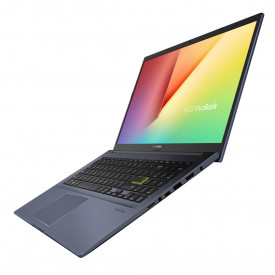 Laptop ASUS X513EA-BQ555, 15.6-inch, FHD (1920 x 1080) 16:9, Anti-glare display, IPS-level Panel, Intel® Core™ i7-1165G7 Processor 2.8 GHz (12M Cache, up to 4.7 GHz, 4 cores), Intel Iris Xᵉ Graphics (available for 11th Gen Intel® Core™ i5/i7 with dual cha