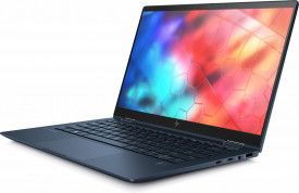 Laptop HP EliteDragonfly x360 , 13.3 inch FHD Bright View TOUCH Low Power Narrow Bezel 400 nits (1920x1080), Intel Core i5-1135G7 Quad Core (2.4GHz, up to 4.2GHz, 8MB), video integrat Intel Xe Graphics, RAM 16GB LPDDR3 4266MHz, SSD 256GB PCIe NVMe TLC, no