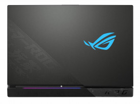 Laptop Gaming ASUS ROG Strix SCAR 15 G533QS-HQ122, 15.6-inch, WQHD (2560 x 1440) 16:9, Anti-glare display, IPS-level Panel, AMD Ryze n™ 9 5900HX Processor 3.3 GHz (16M Cache, up to 4.6 GHz), NVIDIA® GeForce RTX™ 3080 Laptop GPU, With ROG Boost up to 1645M