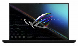 Laptop Gaming ASUS ROG Zephyrus M16 GU603HM-K8024, 16-inch, WQXGA (2560 x 1600) 16:10, Anti-glare display, IPS-level Panel, Intel® Core™ i9-11900H Processor 2.5 GHz (24M Cache, up to 4.9 GHz, 8 Cores), NVIDIA® GeForce RTX™ 3060 Laptop GPU, With ROG Boost