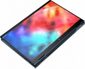 Laptop HP EliteDragonfly x360 , 13.3 inch FHD Bright View TOUCH Low Power Narrow Bezel 400 nits (1920x1080), Intel Core i7-1165G7 Quad Core ( 2.8GHz, up to 4.7GHz, 12MB), video integrat Intel Xe Graphics, RAM 16GB LPDDR3 4266MHz, SSD 512GB PCIe NVMe TLC,