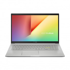 Laptop ASUS Vivobook M513UA-L1302, 15.6-inch, FHD (1920 x 1080) 16:9, OLED, Glossy display, AMD Ryzen™ 7 5700U Processor 1.8GHz (8M Cache, up to 4.3GHz, 8 cores), AMD Radeon™ Graphics, 8GB DDR4 on board, 512GB M.2 NVMe™ PCIe® 3.0 SSD, Wi-Fi 6(802.11ax)+Bl