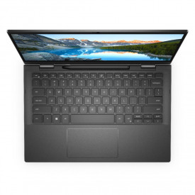 """Laptop Dell Inspiron 7306 2in1, 13.3"""" UHD (3840 x 2160), Touch, i7-1165G7, 16GB, Intel Optane Memory H10 32GB with 512GB SSD, W10 Home, Black"""
