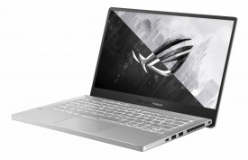 Laptop Gaming ASUS ROG Zephyrus G14 GA401QM-K2075, 14-inch, WQHD (2560 x 1440) 16:9, Anti-glare display, IPS-level Panel, AMD Ryzen™ 9 5900HS Processor 3.1 GHz (16M Cache, up to 4.5 GHz), NVIDIA® GeForce RTX™ 3060 Laptop GPU, With ROG Boost up to 1382MHz