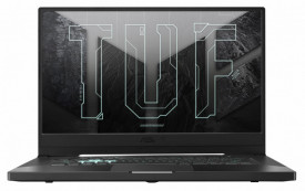 Laptop Gaming ASUS TUF Dash F15 FX516PE-HN001, 15.6-inch, FHD (1920 x 1080) 16:9, Anti-glare display, Value IPS-level Panel, Intel® Core™ i7- 11370H Processor 3.3 GHz, 4 cores (12M Cache, up to 4.8GHz), NVIDIA® GeForce RTX™ 3050 Ti Laptop GPU, 8GB DDR4 on