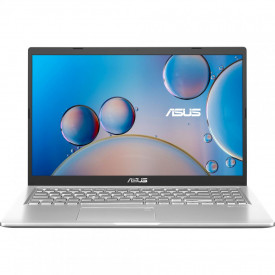 UltraBook ASUS VivoBook X515JA-EJ013, 15.6-inch, FHD (1920 x 1080) 16:9, Anti-glare display, Intel® Core™ i3-1005G1 Processor 1.2 GHz (4M Cache, up to 3.4 GHz, 2 cores), Intel® UHD Graphics, 4GB DDR4 on board + 4GB DDR4 SO-DIMM, 256GB M.2 NVMe™ PCIe® 3.0