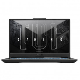 Laptop Gaming ASUS TUF Gaming F17 FX706HM-HX005, 17.3-inch, FHD (1920 x 1080) 16:9, Anti-glare display, Value IPS-level, Intel® Core™ i7-11800H Processor 2.3 GHz (24M Cache, up to 4.6 GHz, 8 Cores), NVIDIA® GeForce RTX™ 3060 Laptop GPU, Up to 1630MHz at 9