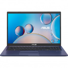 UltraBook ASUS VivoBook X515JA-EJ628, 15.6-inch, FHD (1920 x 1080) 16:9, Anti-glare display, Intel® Core™ i3-1005G1 Processor 1.2 GHz (4M Cache, up to 3.4 GHz, 2 cores), Intel® UHD Graphics, 4GB DDR4 on board + 4GB DDR4 SO-DIMM, 256GB M.2 NVMe™ PCIe® 3.0