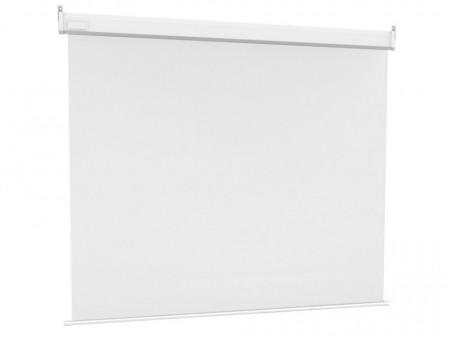 Ecran proiectie electric, perete/tavan, 240 x 240 cm, Multibrackets, Format 1:1