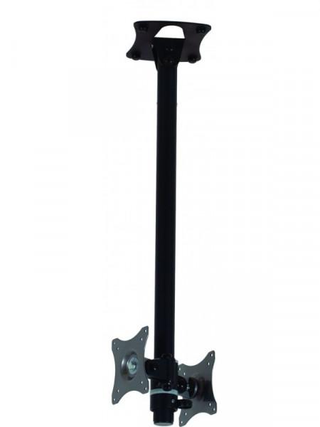 """Suport monitor Edbak SV32 dublu pentru tavan (19""""-26"""")"""