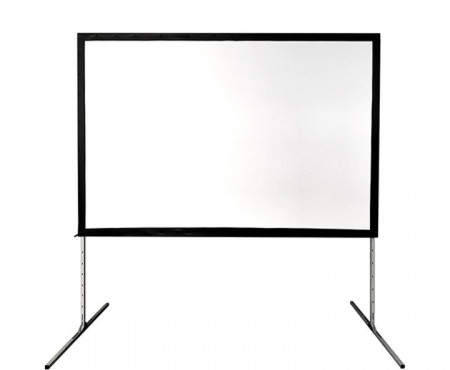 Ecran proiectie, de podea, 388 x 242 cm, Multibrackets, Format 16:10