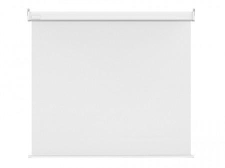 Ecran proiectie electric, perete/tavan, 300 x 300 cm, Multibrackets, Format 1:1