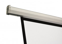 Ecran proiectie electric, perete/tavan, 200 x 113 cm, Blackmount, Format 16:9
