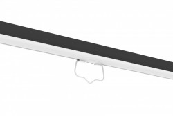 Ecran proiectie manual, perete/tavan, 240 x 150 cm, Blackmount, format 16:10