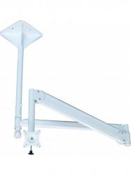 "Suport monitor Edbak MSA01 tavan cu amortizor (19""-27"")"