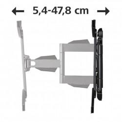 """Suport TV Hama 118620 pentru perete (37""""-75"""")"""