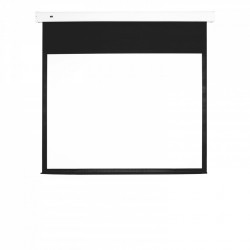 Ecran proiectie electric, perete/tavan, 300 x 168 cm, Multibrackets, Format 16:9