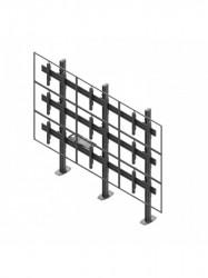 """Suport Edbak VWSA3357-L pentru 9 ecrane (50""""-57"""")"""