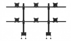"Suport monitor Edbak SV16 pentru 6 monitoare (19""-27"")"
