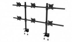 Suport monitor Edbak SV16 pentru 6 monitoare (19