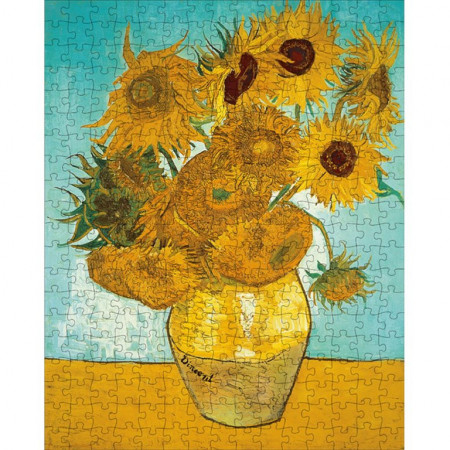 Art Treasures. Vincent van Gogh - Vase with Twelve Sunflowers