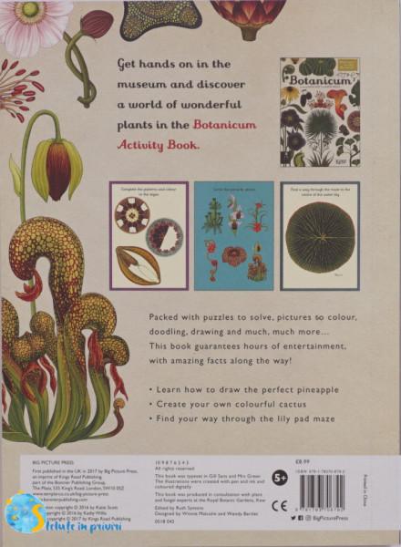 Botanicum Activity Book