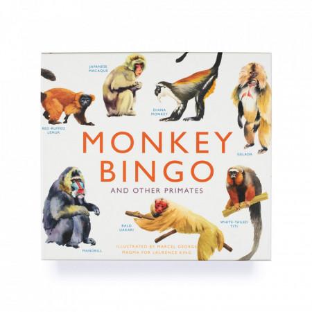 Monkey Bingo And Other Primates