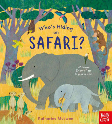 National Trust: Who's Hiding on Safari?