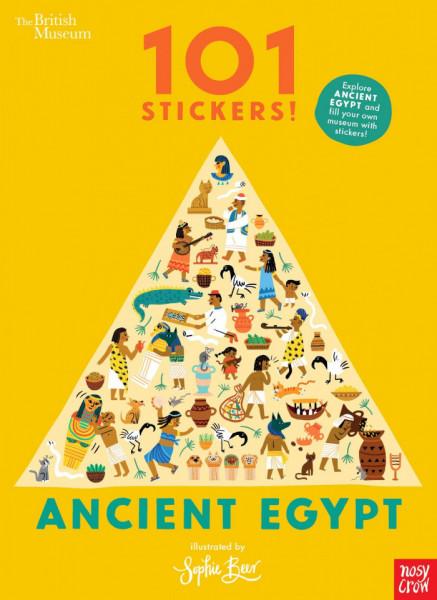British Museum - 101 Stickers! Ancient Egypt