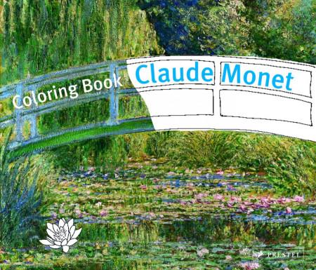 Colouring Book Monet