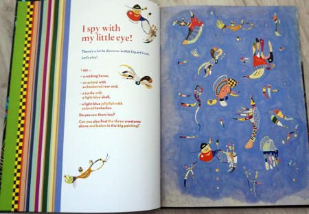The Art Treasure Hunt: I Spy with My Little Eye