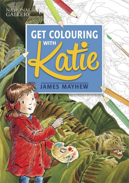 The National Gallery Get Colouring with Katie