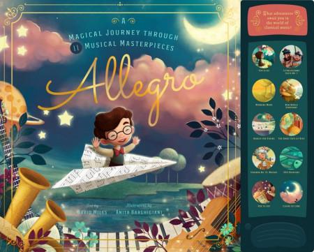 Allegro. A Musical Journey Through 11 Musical Masterpieces