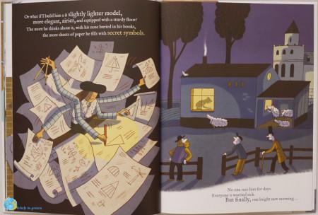 Funny Machines for George the Sheep - A Children's Book Inspired by Leonardo da Vinci