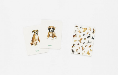 Dogs & Puppies - A Memory Game